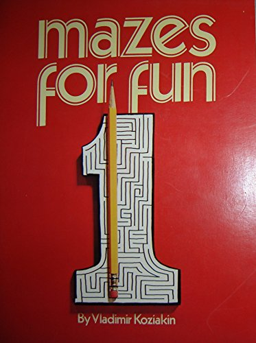 9780448038001: Mazes For Fun -1