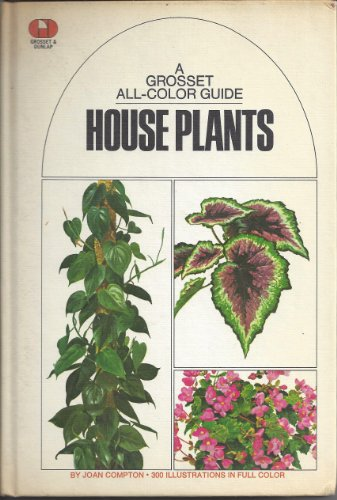 9780448041780: House plants (A Grosset all-color guide)