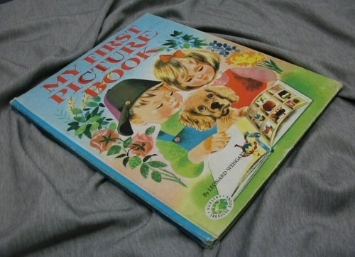 9780448042091: My First Picture Book