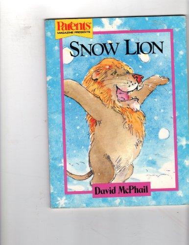 9780448043357: Snow Lion (Gold Banner Books)
