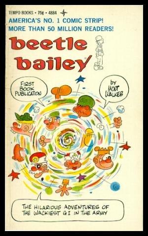 9780448048840: Beetle Bailey