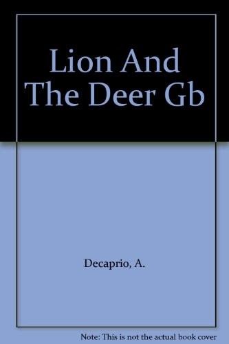 9780448049588: Lion And The Deer Gb