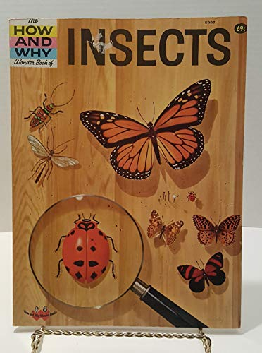 9780448050072: How and Why Wonder Book of Insects