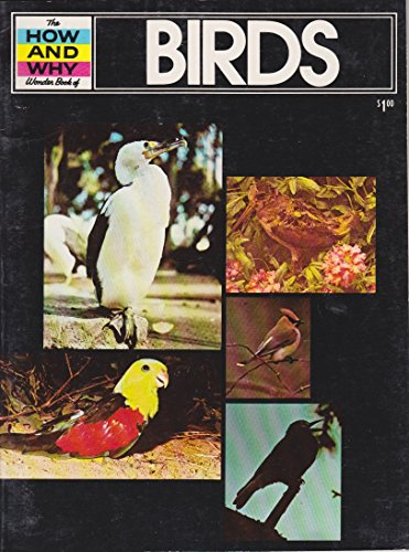 BIRDS, The HOW AND WHY WONDER BOOK of.