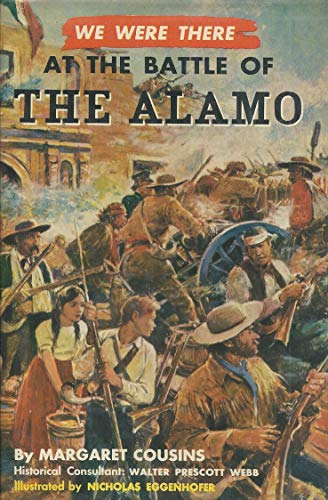9780448050188: We Were There at the Battle of the Alamo