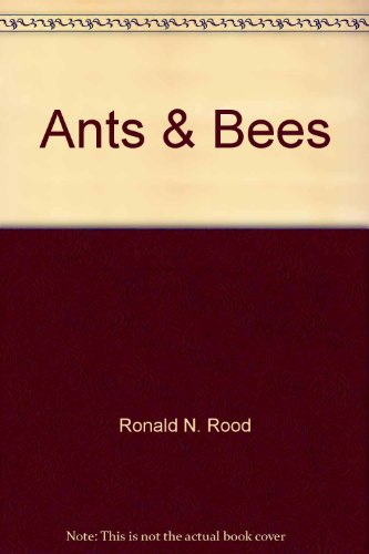 9780448050300: Ants & Bees (How and Why Wonder Books)