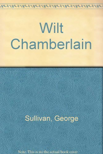 9780448053639: Wilt Chamberlain, (Grosset sports library)