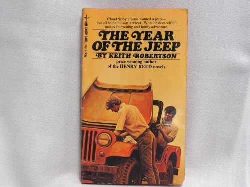 Year of the Jeep: Keith Robertson