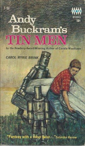 9780448054018: Andy Buckram's Tin Men