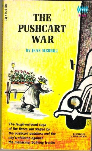 9780448054254: The Pushcart War