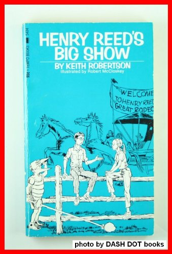 9780448054346: Henry Reed's Big Show