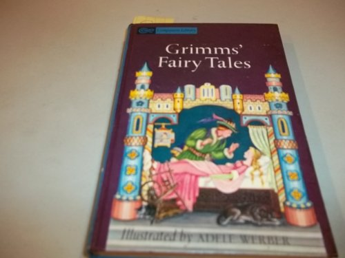 9780448054605: Title: Grimms Fairy Tales