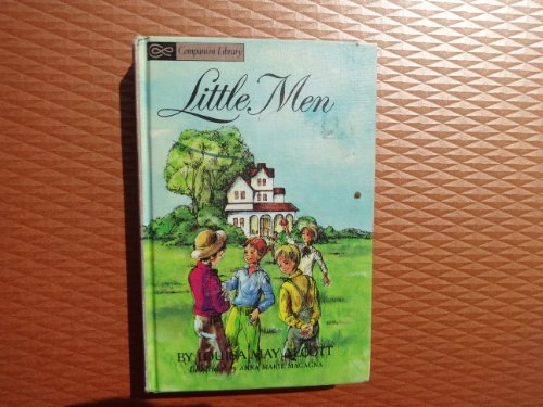 LITTLE MEN,Life at Plumfield with Jo's Boys;: ALCOTT,Louisa May M.