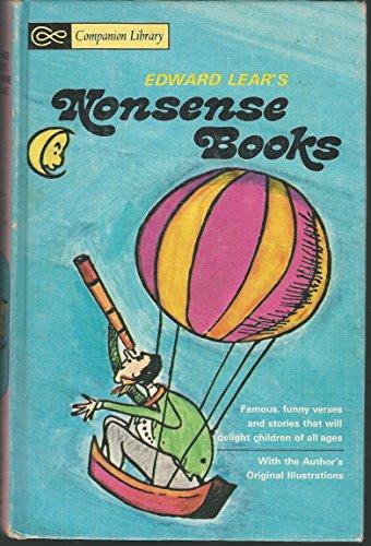 9780448054841: Edward Lear's Nonsense Books