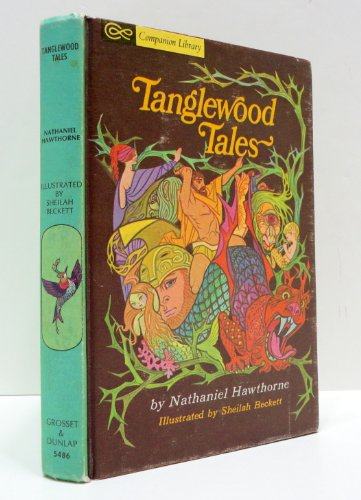 9780448054865: Tanglewood Tales (Companion Library)