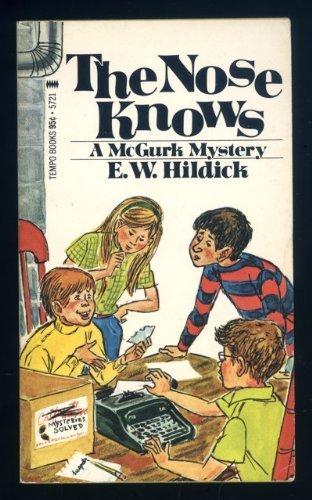 The Nose Knows (Tempo Books): Hildick, E. W.