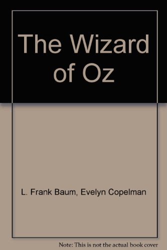 9780448058269: The Wizard of Oz