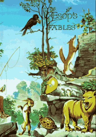Aesop's Fables (Illustrated Junior Library): Aesop