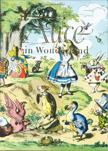 9780448060040: Alice in Wonderland and Through the Looking Glass (Illustrated Junior Library)
