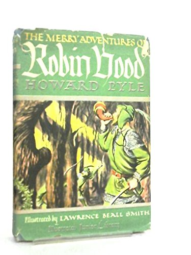 9780448060200: The Merry Adventures of Robin Hood