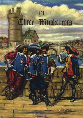 9780448060248: The Three Musketeers (Illustrated Junior Library)