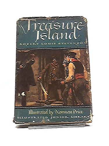 9780448060255: Treasure Island Dlx (Illustrated Junior Library)
