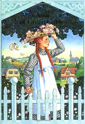 9780448060309: Anne of Green Gables (Illustrated Junior Library)