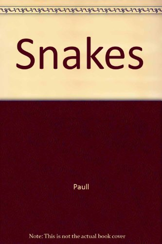 Snakes: Paull, Lorna