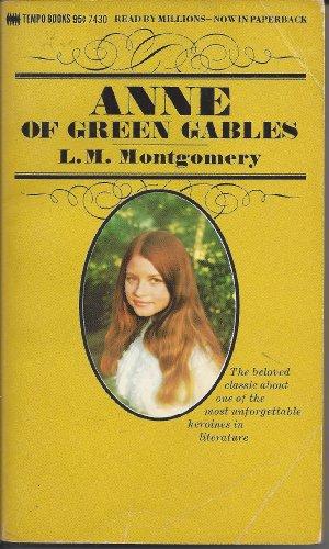 9780448074306: Anne of Green Gables