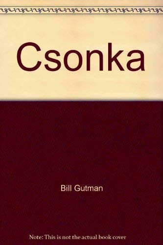 9780448074382: Csonka (Tempo Books)