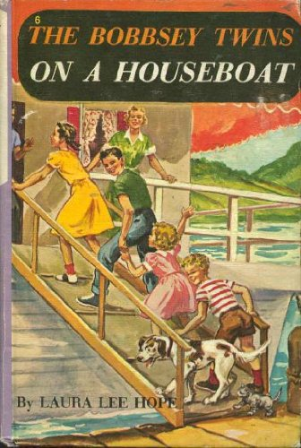 9780448080062: The Bobbsey Twins on a Houseboat (Bobbsey Twins, Book 6)