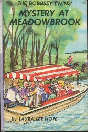 9780448080079: Bobbsey Twins 00: Mystery at Meadowbrook