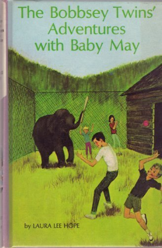 9780448080178: The Bobbsey Twins' Adventures With Baby May (Bobbsey Twins,17)