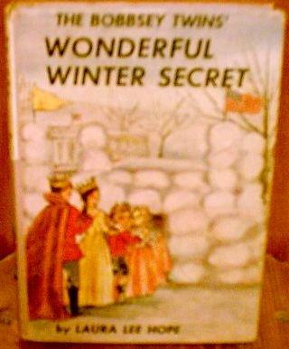 9780448080246: The Bobbsey Twins' Wonderful Winter Secret (Bobbsey Twins, 24)