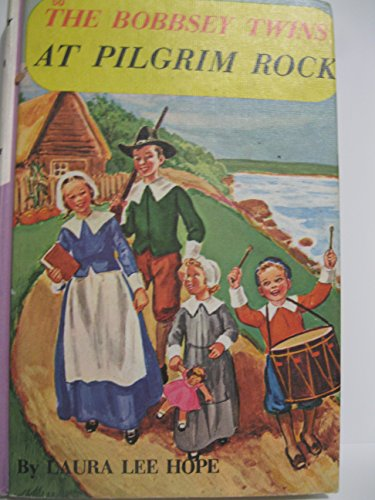 9780448080505: The Bobbsey Twins At Pilgrim Rock (Bobbsey Twins, 50)