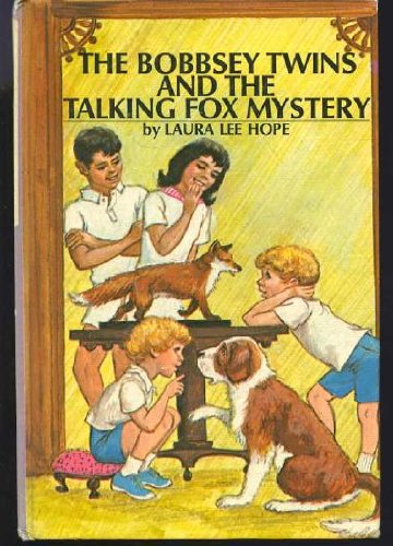 9780448080635: The Bobbsey Twins and the Talking Fox Mystery