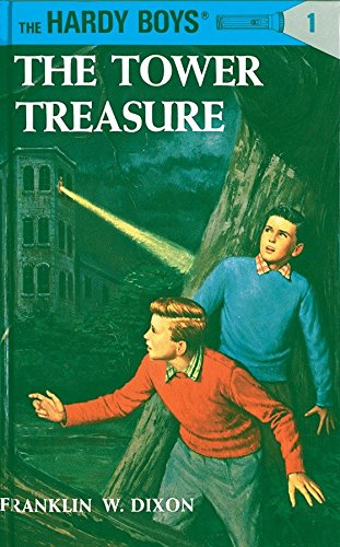 9780448089010: The Tower Treasure (The Hardy Boys No. 1)