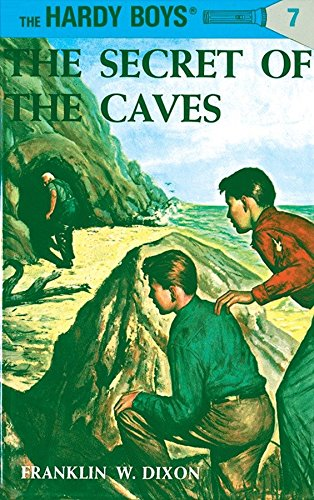 9780448089072: The Secret of the Caves (Hardy Boys, Book 7)