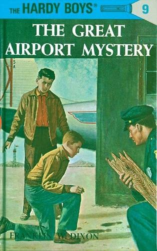 9780448089096: The Great Airport Mystery (Hardy Boys, Book 9)