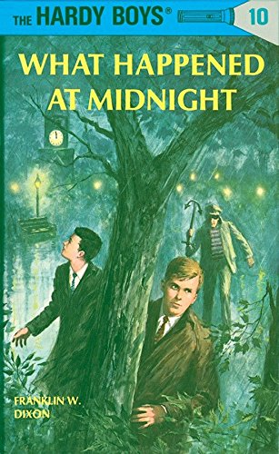 9780448089102: What Happened at Midnight (Hardy Boys, Book 10)