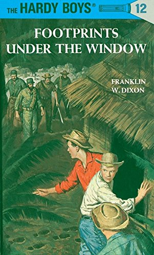 Footprints Under the Window (Hardy Boys, Book: Franklin W. Dixon