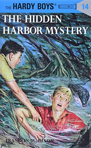 9780448089140: The Hidden Harbor Mystery (Hardy Boys #14)
