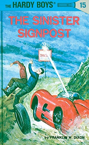 9780448089157: The Sinister Signpost (Hardy Boys #15)