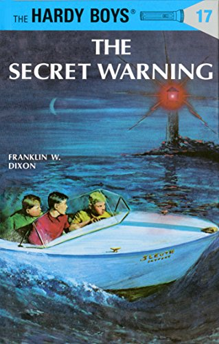 9780448089171: The Secret Warning (The Hardy Boys, No. 17)
