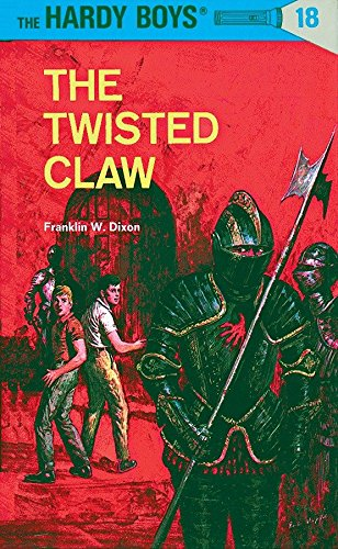 9780448089188: The Twisted Claw (Hardy Boys #18)