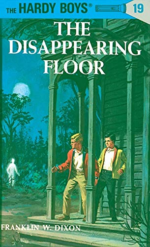 9780448089195: The Disappearing Floor (Hardy Boys Mysteries)