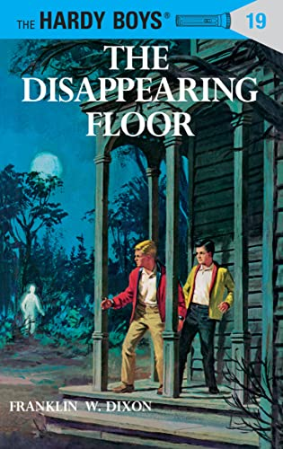 9780448089195: The Disappearing Floor (Hardy Boys)