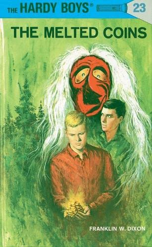 9780448089232: The Melted Coins (Hardy Boys, No. 23)