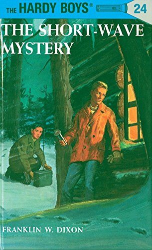 9780448089249: The Short-Wave Mystery (Hardy Boys, Book 24)