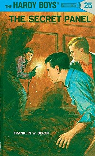 9780448089256: The Secret Panel (The Hardy Boys, No. 25)
